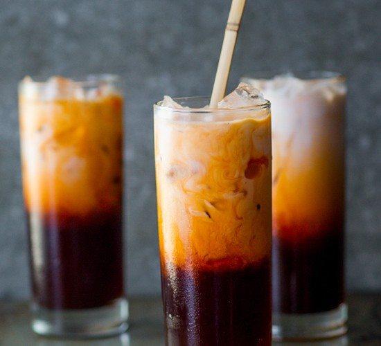 9b6307142 Thai Iced Tea, conheça o tradicional drinque tailandês
